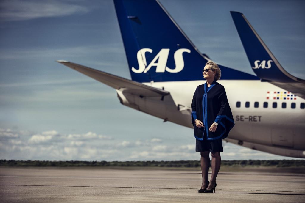 Lennufirmal SAS täitub taasalustamisest aasta Eesti turul