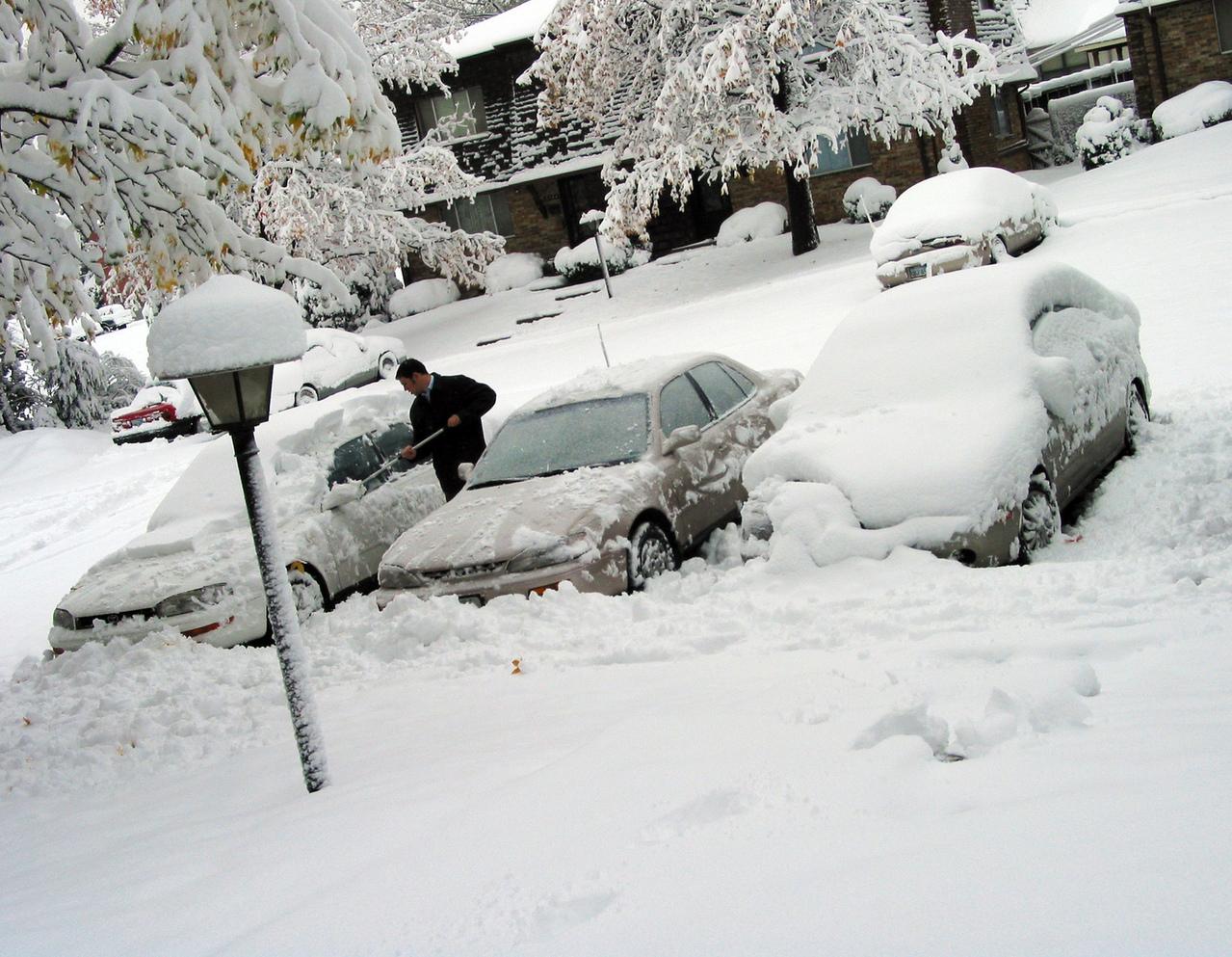 Autojuhi 5 abilist talvistes oludes sõitmiseks