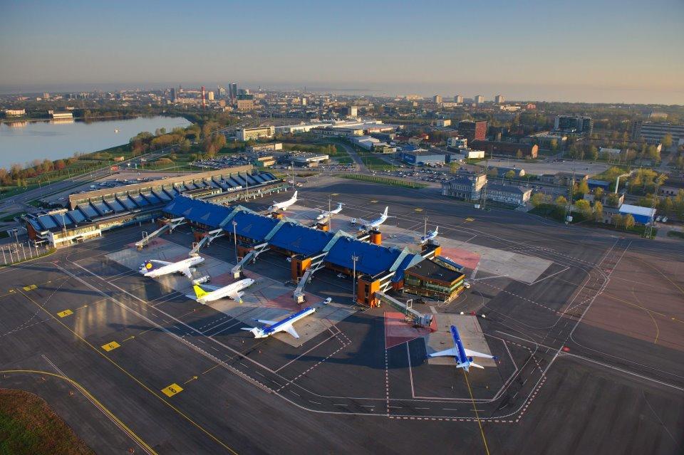 Euroopa Liit toetab Tallinna lennujaama laienemist