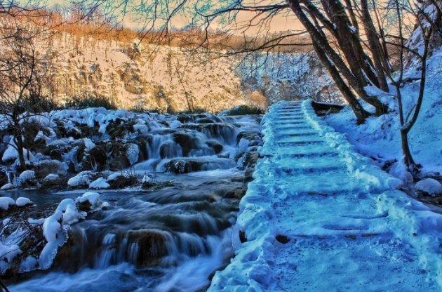 MAAGILINE! Horvaatia rahvuspark on muutunud talvevõlumaaks