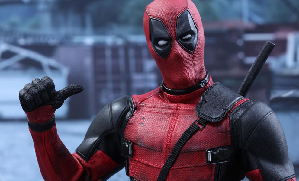 """10 põhjust, miks """"Deadpool"""" on parim sõbrapäevafilm"""