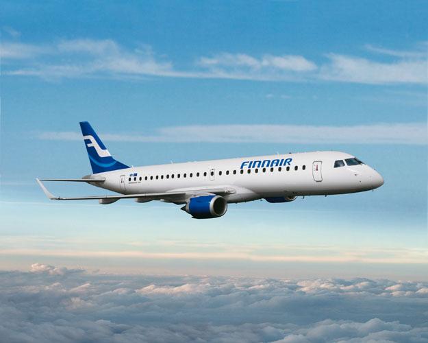Finnair suurendab Lapimaa-suunaliste lendude mahtu