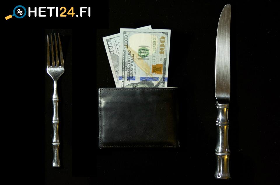Kuidas hoida raha kokku toidupoe arvetelt