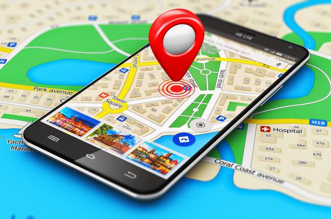 70% inimestest kasutavad GPS seadmete asemel nutitelefoni