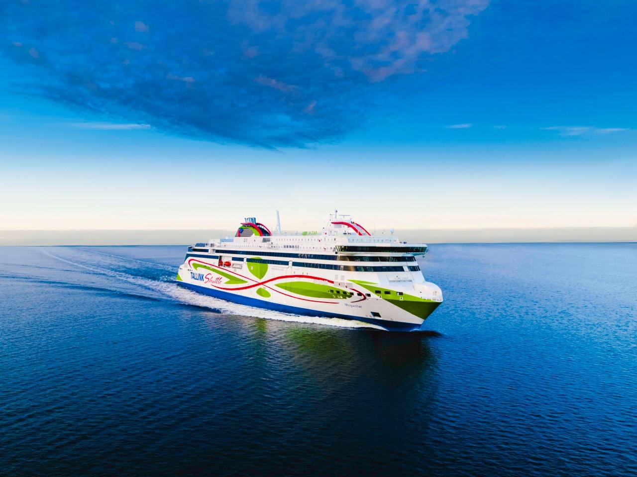 Megastar tõusis populaarsemaks laevaks Läänemerel