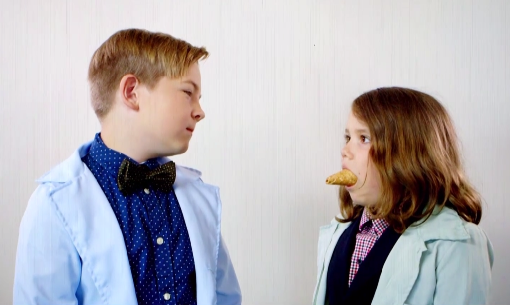 Lõbus video! Lapsteadlased katsetavad taas: mis saab siis kui sõbraga jäätist ei jaga?