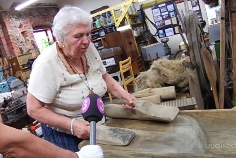 VIDEO! Kas tead, kuidas sajand tagasi pesu pesti?