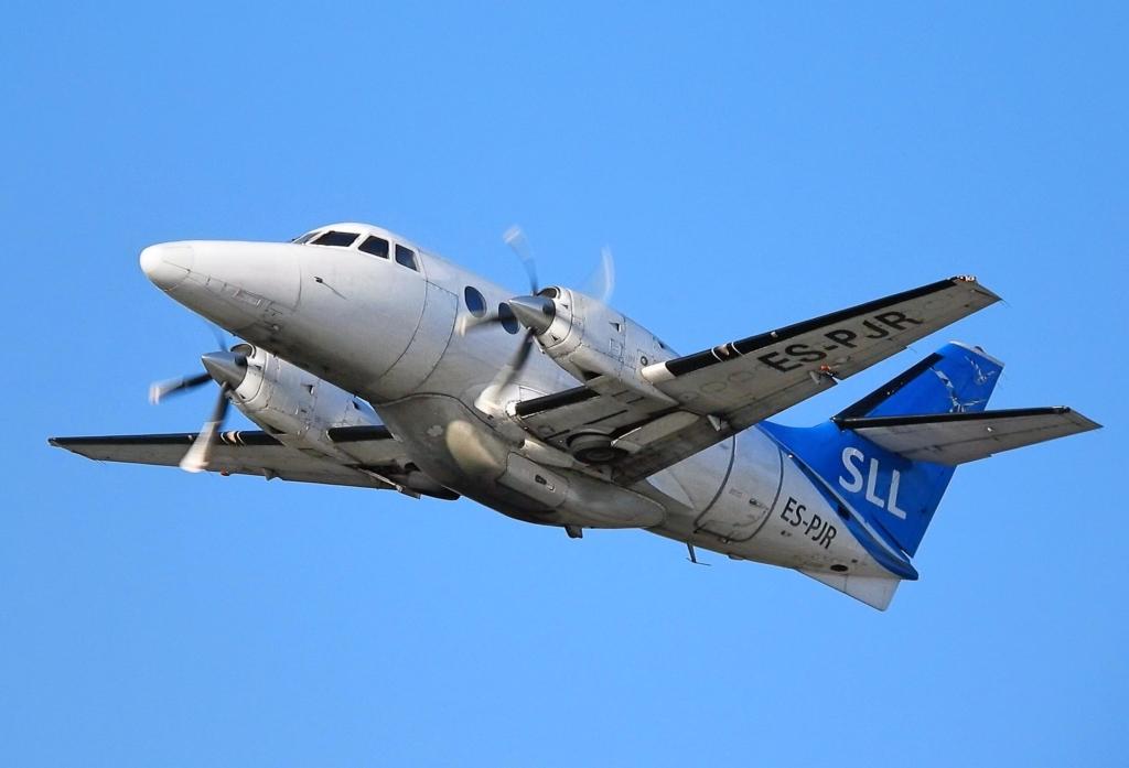 Transaviabaltika lendude täitumus oli mullusest suurem