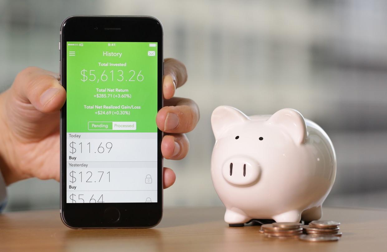 4 äppi, mis aitavad rahaasjad kontrolli all hoida