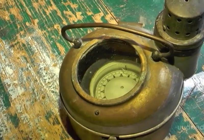 Kas sina teadsid, kuidas vanasti öösel pimedas purjelaeval kompassi nähti?