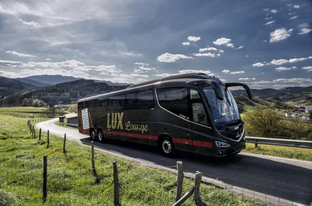 Lux Express lisab tänasest Tallinn-Haapsalu liinile uue kiirbussi