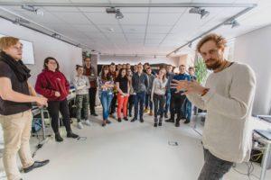 Karl Robert Saaremäe kutsekoolinoorte koolitusprogrammis