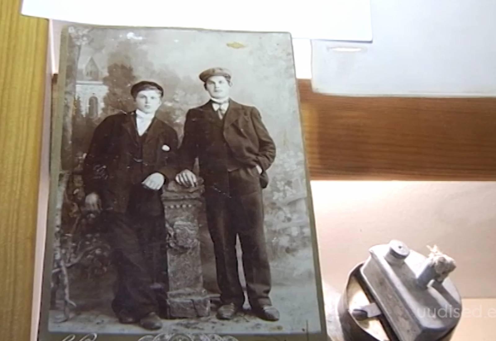 VIDEO! Kas mäletad, kuidas vanasti fotograafi juures käidi?