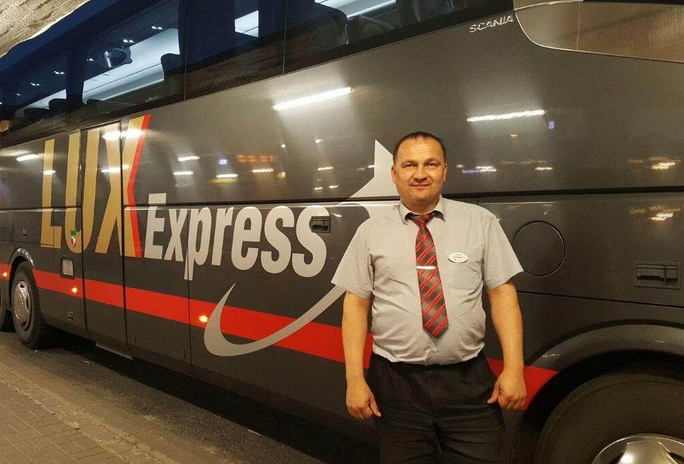 Eesti parim bussijuht annab soovitusi ohutuks liiklemiseks talvel