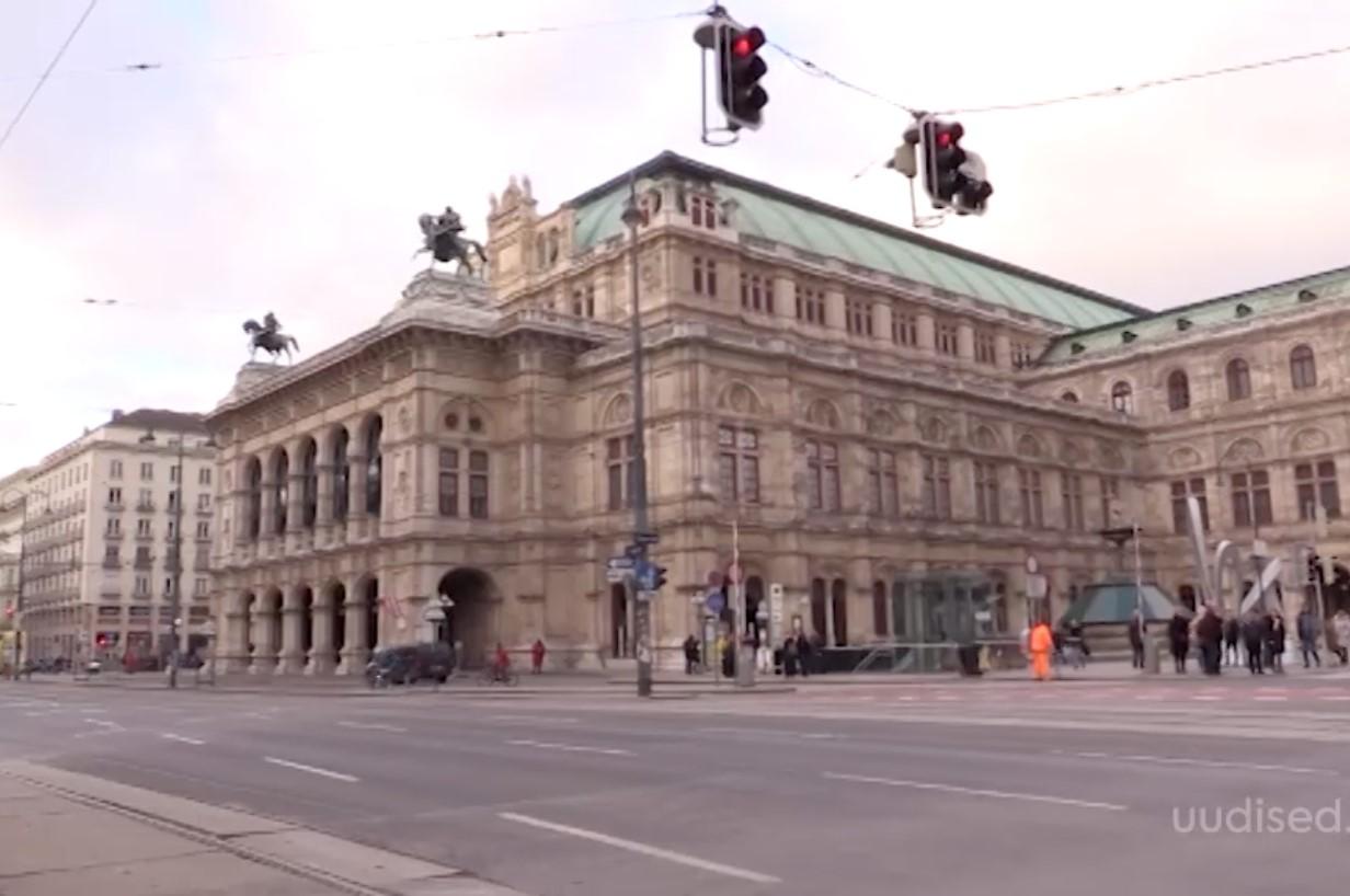 VIDEO! Reis Viini! Muusikast helisev linn pakub tasuta vabaõhuetendusi