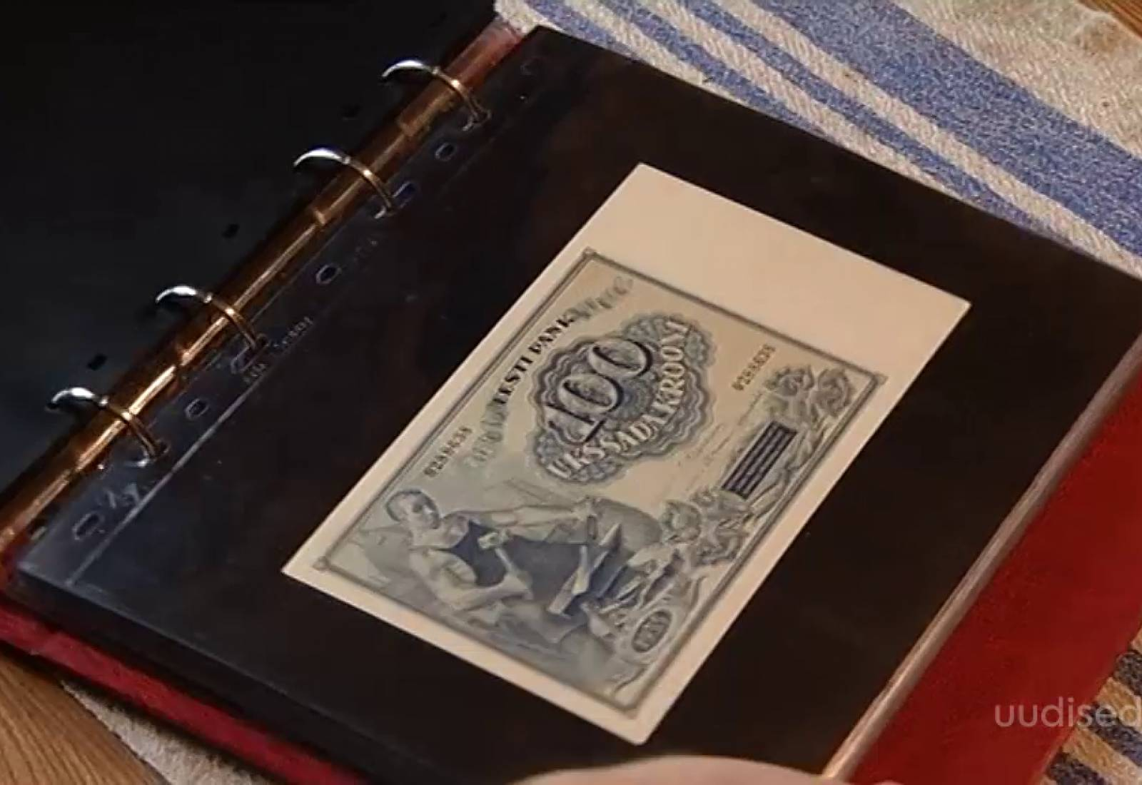 Video! Suurepärane kollektsioon annab paberrahade ajaloost põhjaliku ülevaate