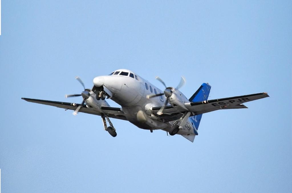 Transaviabaltika lendab täna ja homme Hiiumaa suunal tihemini