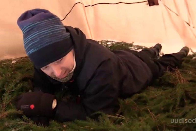 VIDEO! Ellujäämiskursus metsas: kuidas käituda, kui kohtad metsas karu?