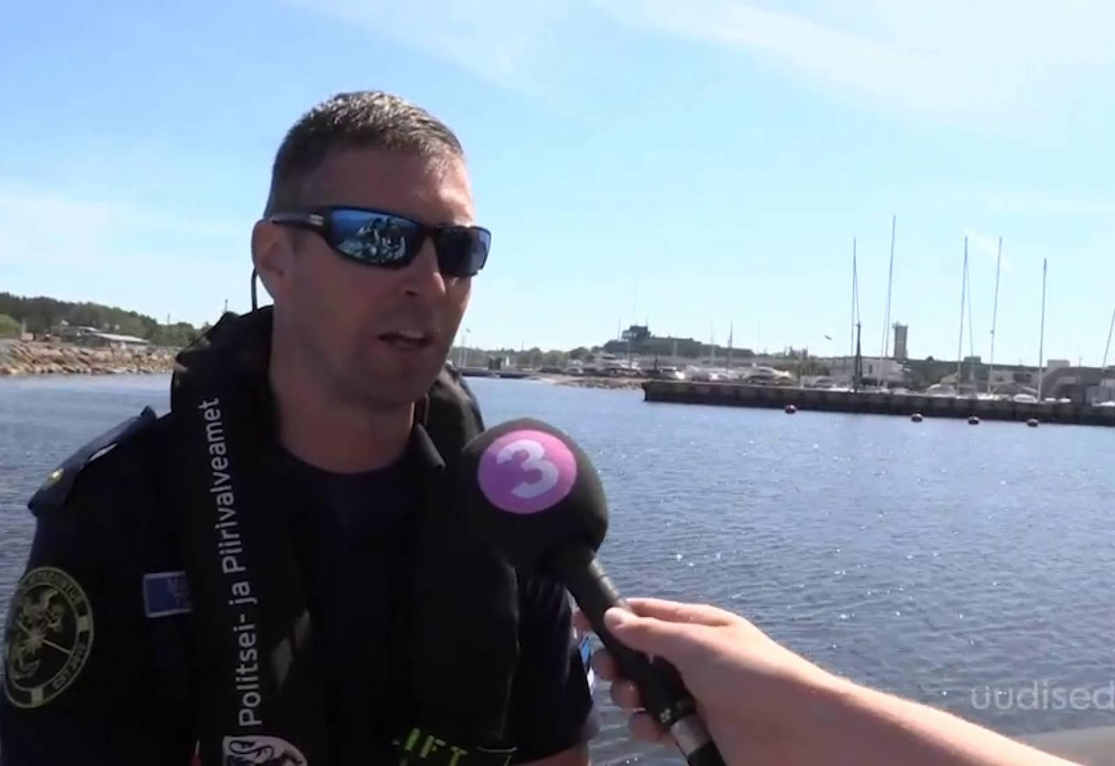 TV3 VIDEO! Soovitus supitajatele ehk aerusurfi harrastajatele