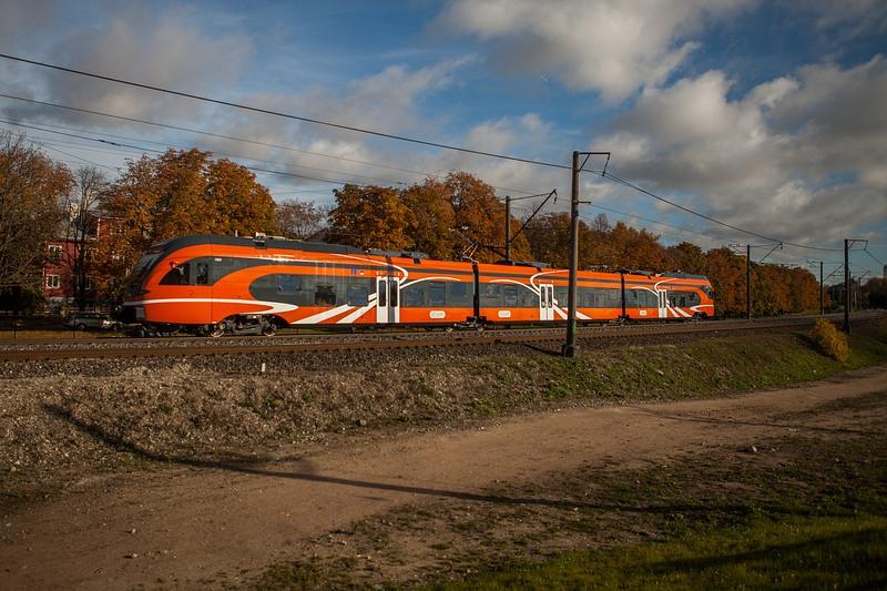 Elron soovib 2020. aastaks kahekordistada rongiga sõitjate arvu