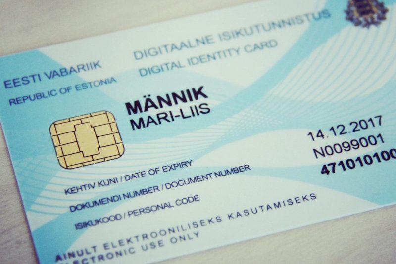Maikuust pikenes digi-ID kehtivusaeg 5 aastale