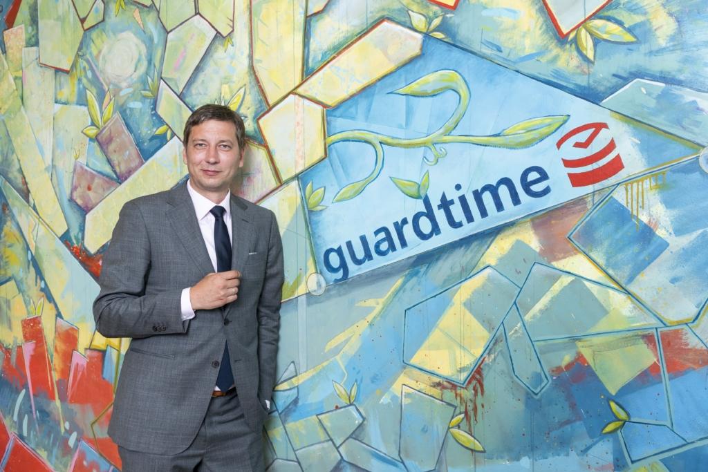 Guardtime saab sõna Saksamaa mainekal konverentsil