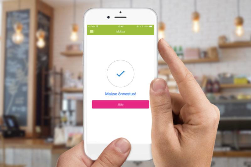 Tänasest on turul sõrmejäljetuvastusega mobiilne maksevõimalus