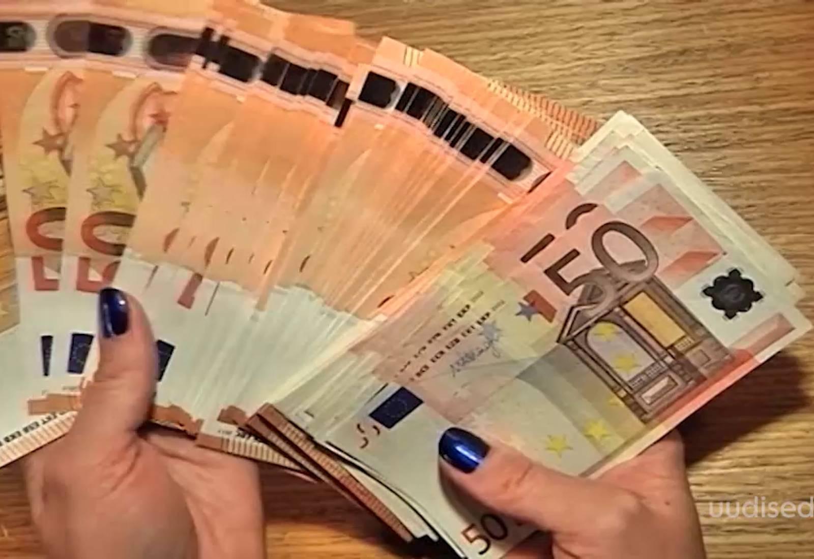 VIDEO! Uuring! Inimene rahulduks keskmiselt 1600 eurose netopalgaga kuus