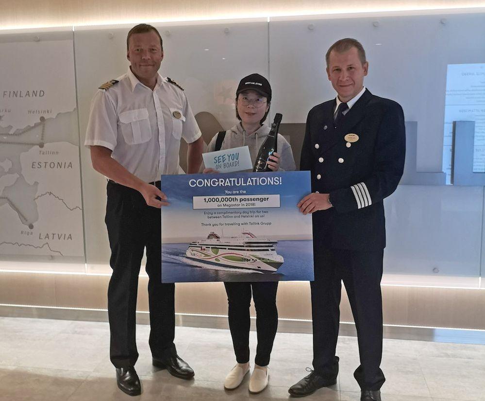 Megastari miljones reisija on hiinlanna Xinyue Xu