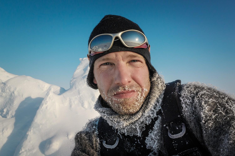 Polaaruurija Timo Palo kutsub reisile Antarktikasse