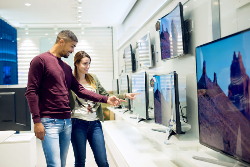 Televiisori ostmise juhis! Milline teler osta 2018. aastal?