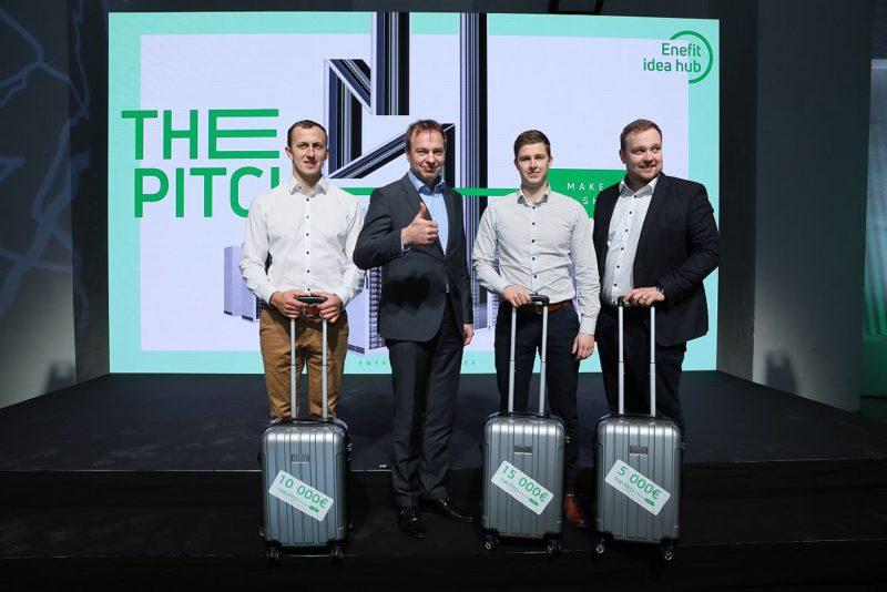 Leidlikud! Eesti Energia ideekonkursi võitis kliendisõbralik liitumisplatvorm
