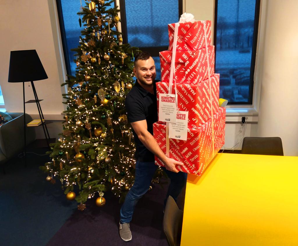 Jõulupilt