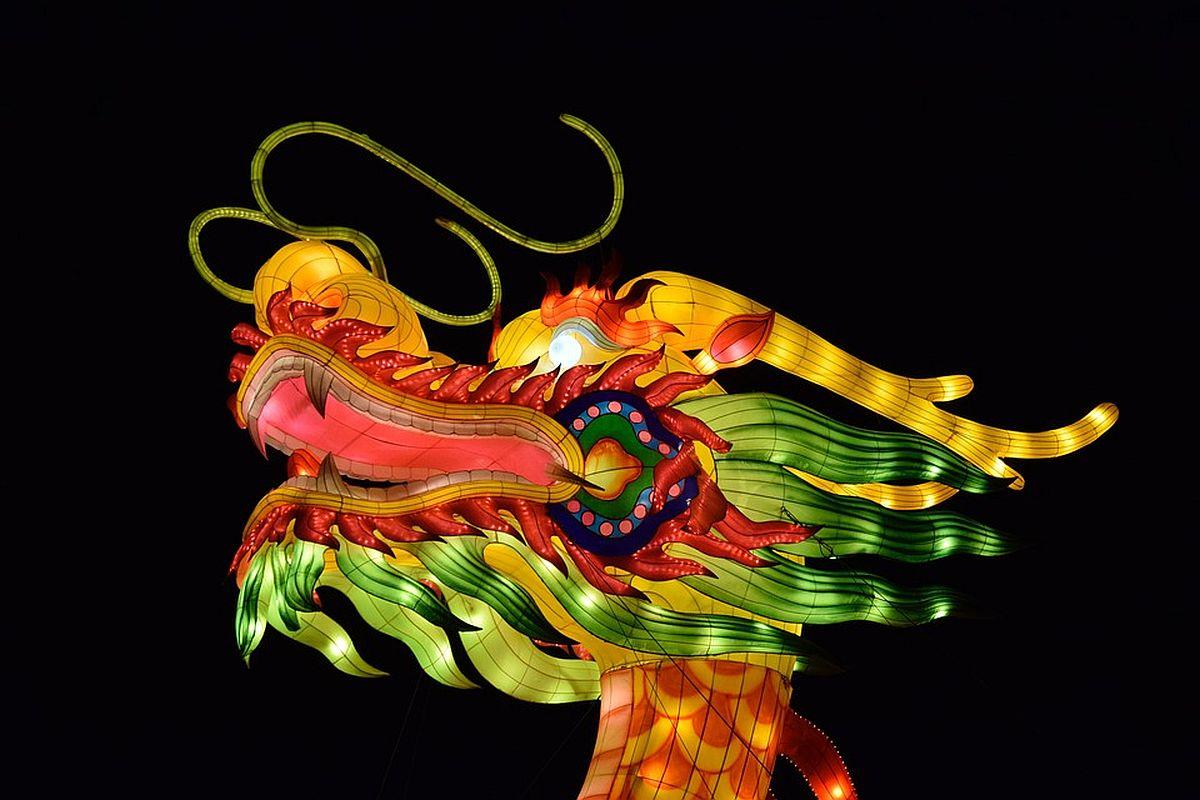 Tallinnas eksponeeritakse Hiina valgusskulptuure