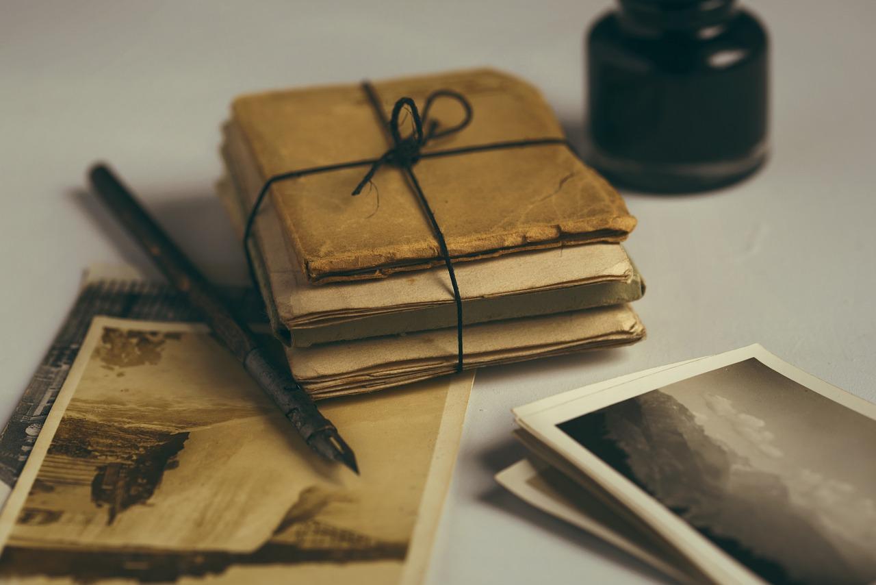 vanad kirjad.Pixabay