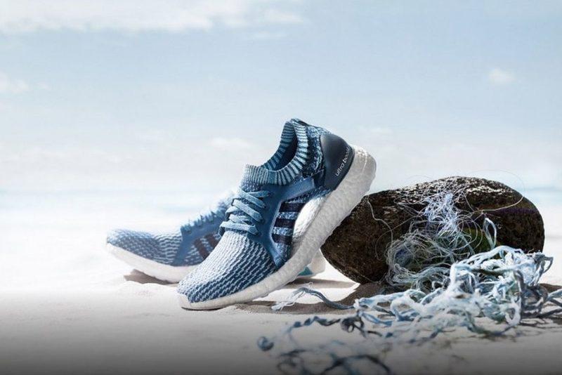 Adidas müüs ookeanist leitud plastikpudelitest valmistatud tosse miljon paari