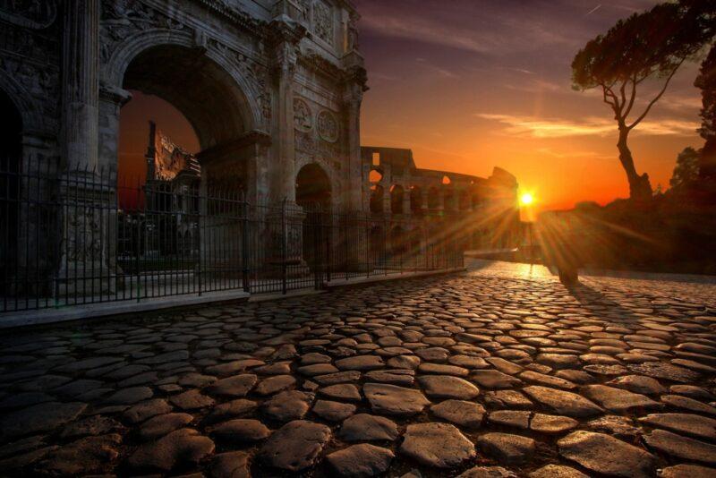 Kõige populaarsemaks aastavahetuse linnareisi sihtkohaks on Rooma