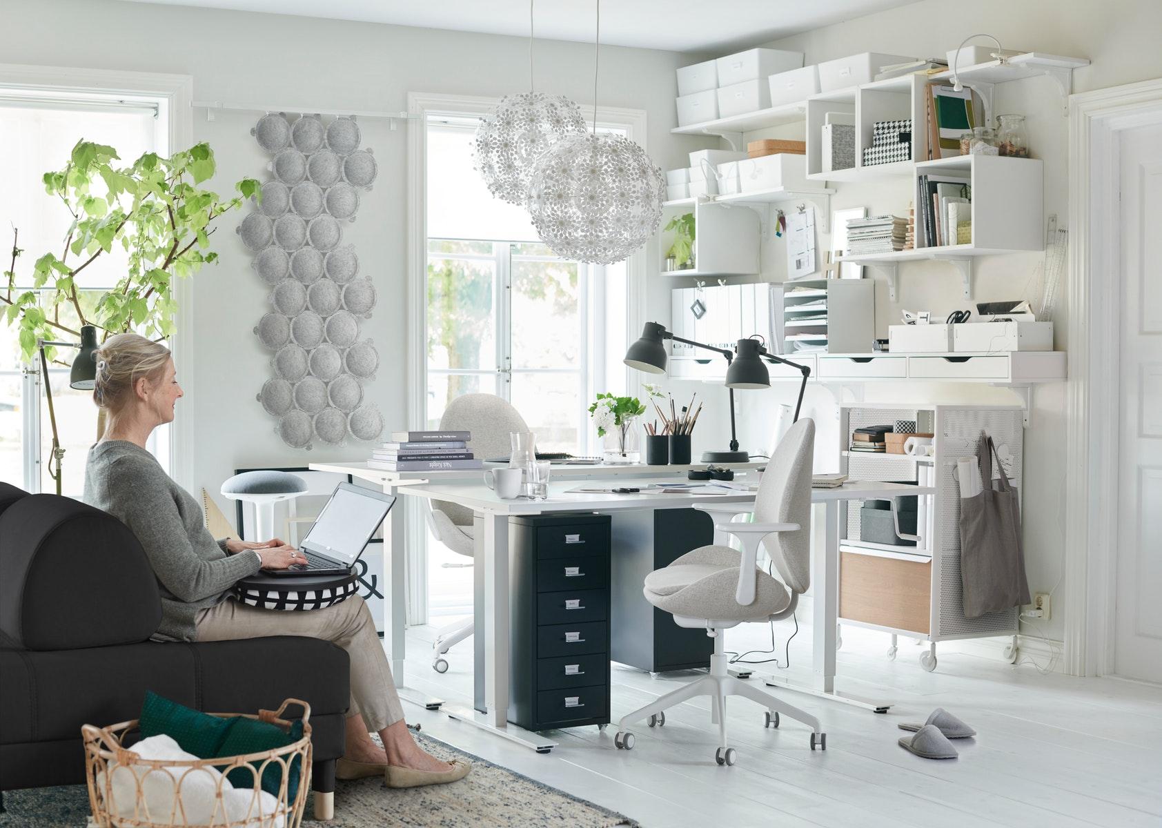 Ikea Skarsta 2