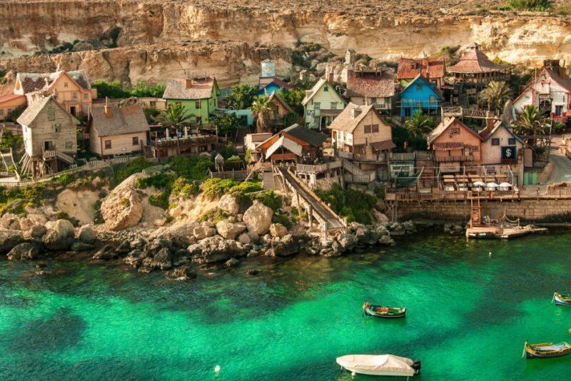 VIDEO I Malta saarel võib osava tegutsemise korral püstirikkaks saada
