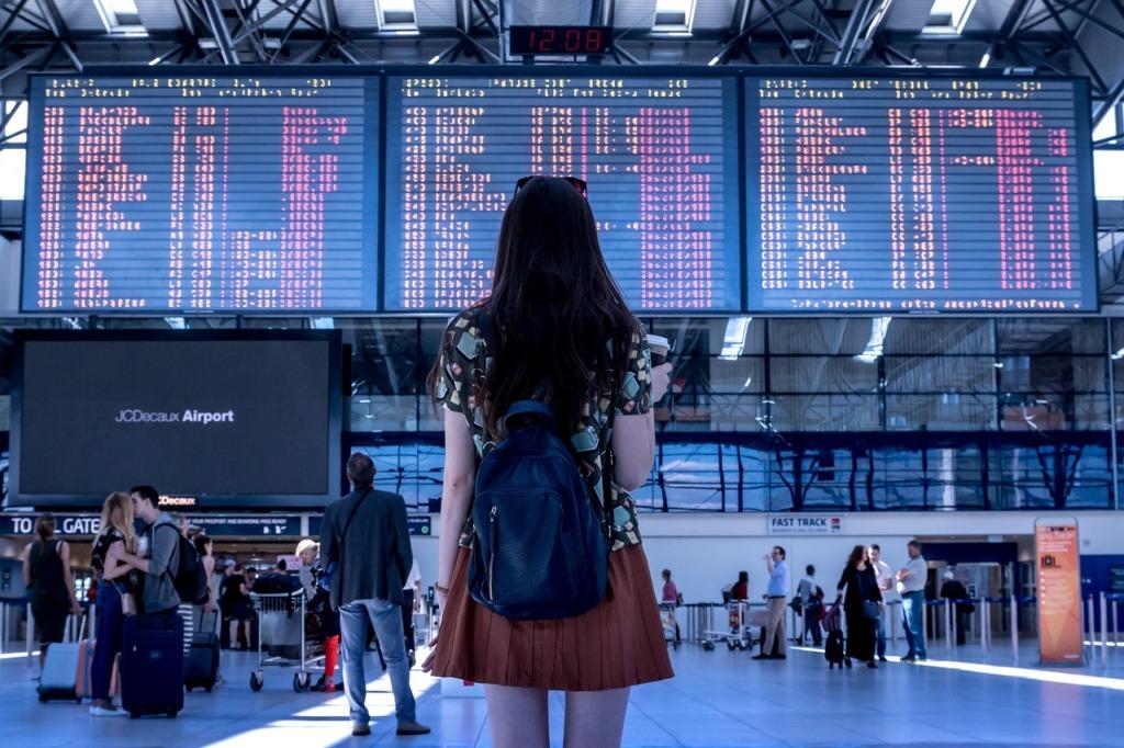 lennujaam.Pixabay