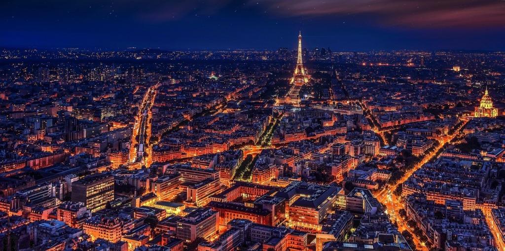 Pariis.Pixabay