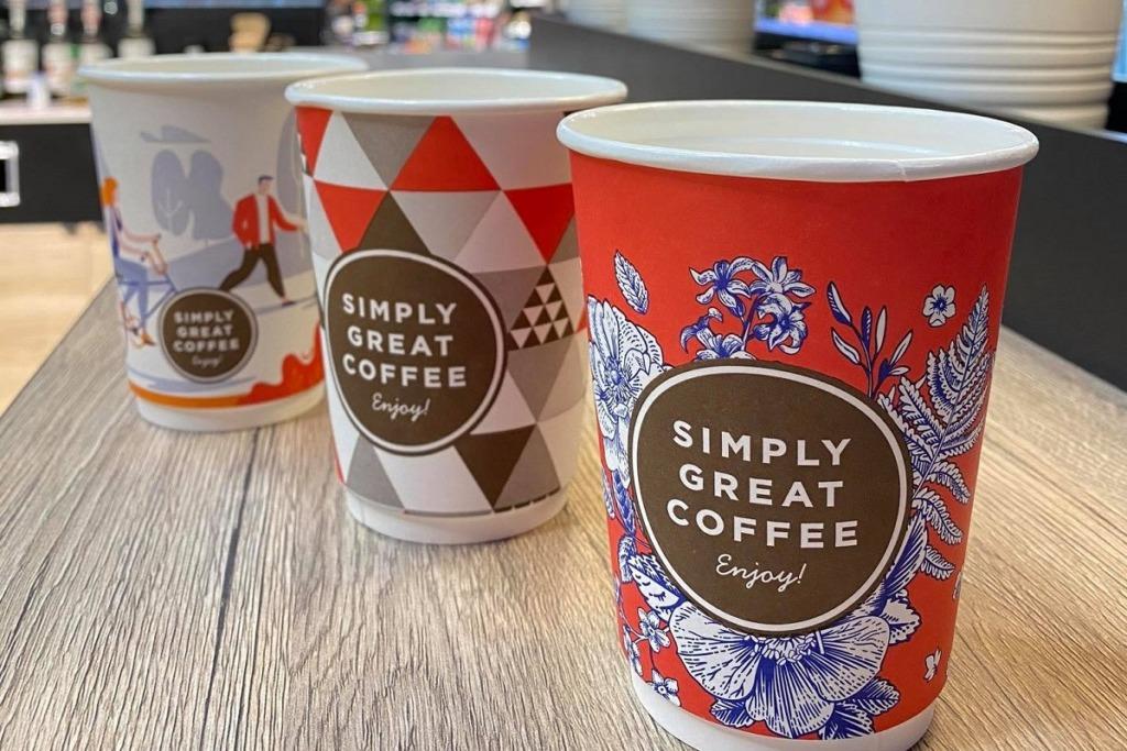Circle K suvised kohvitopsid