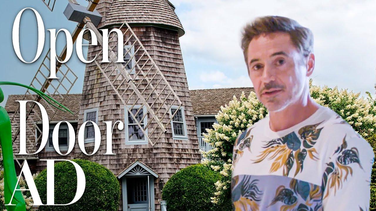 VIDEO I Robert Downey kodu on kujundatud nagu veski!
