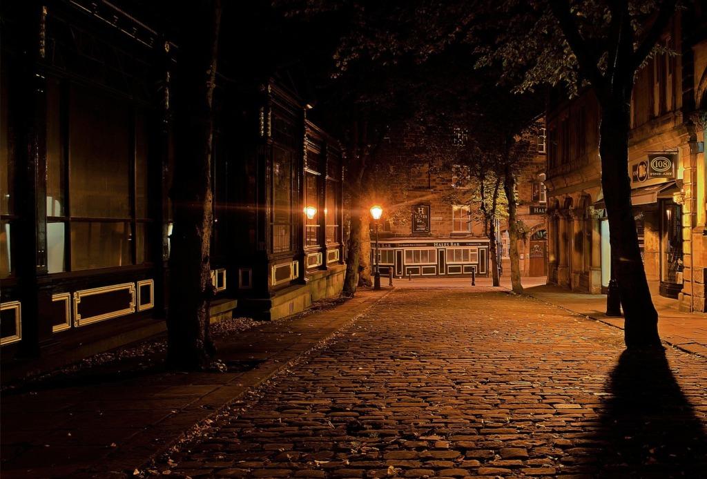 pime tänav