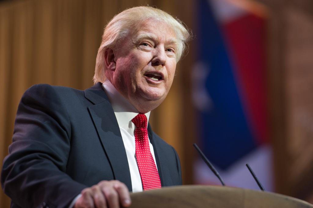 Trump shutterstock_180961934