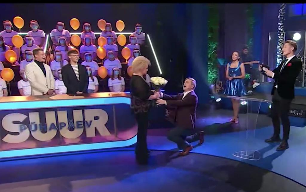 Anne Veski sunnipaev.TV3