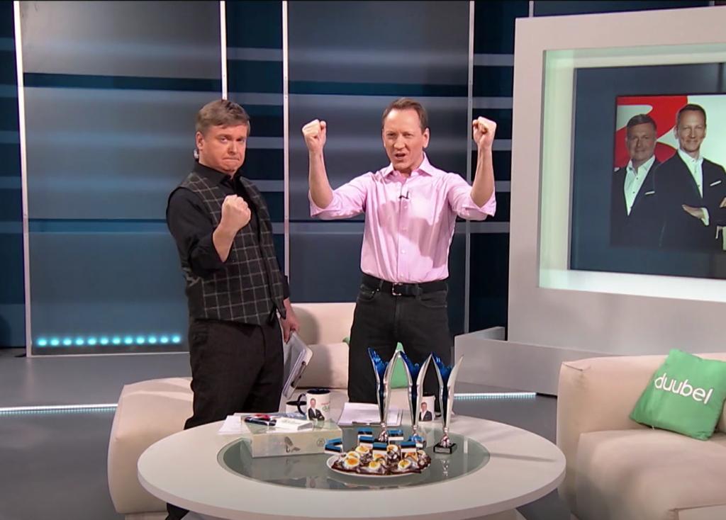 Kristjan ja Teet.TV3