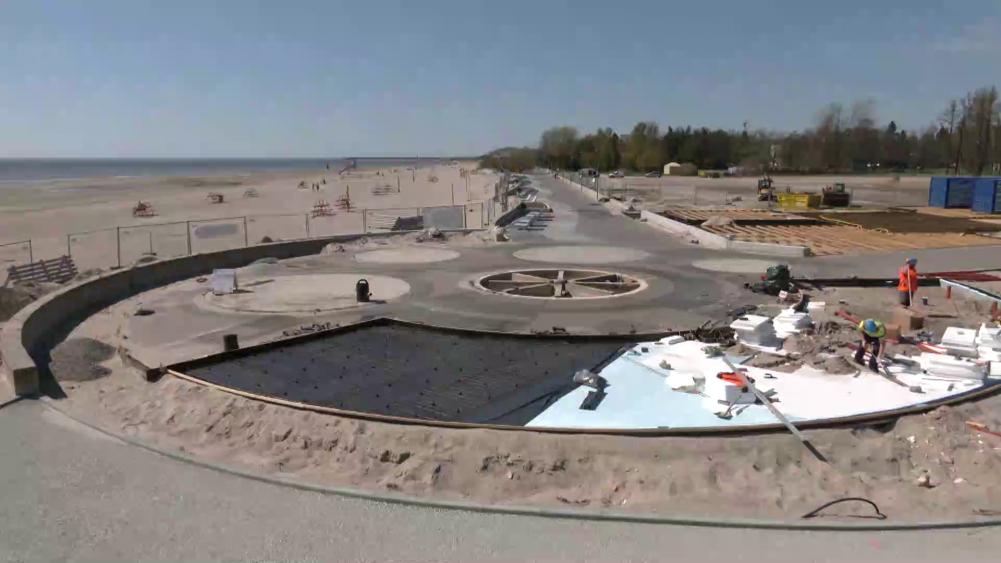 VIDEO I Pärnu rannapromenaadi remont toob uuenenud ala ja põnevad restoranid