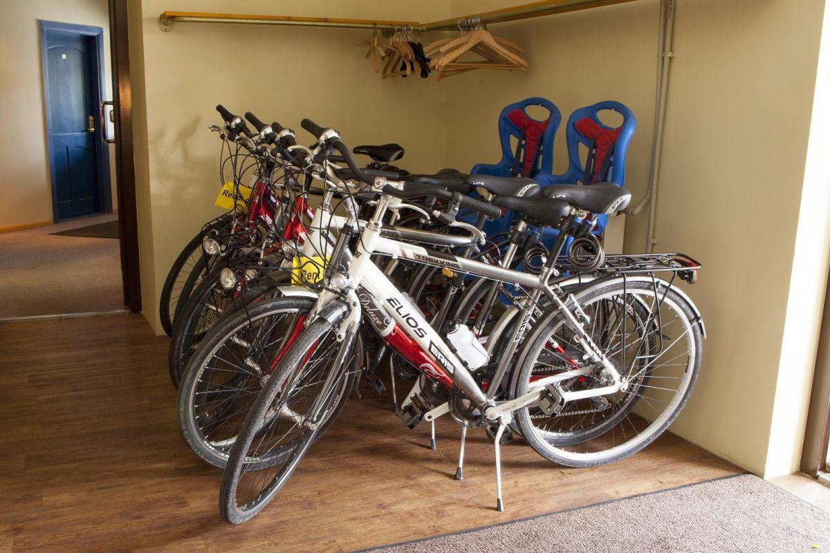 Kassari puhkekeskuse jalgrattarent
