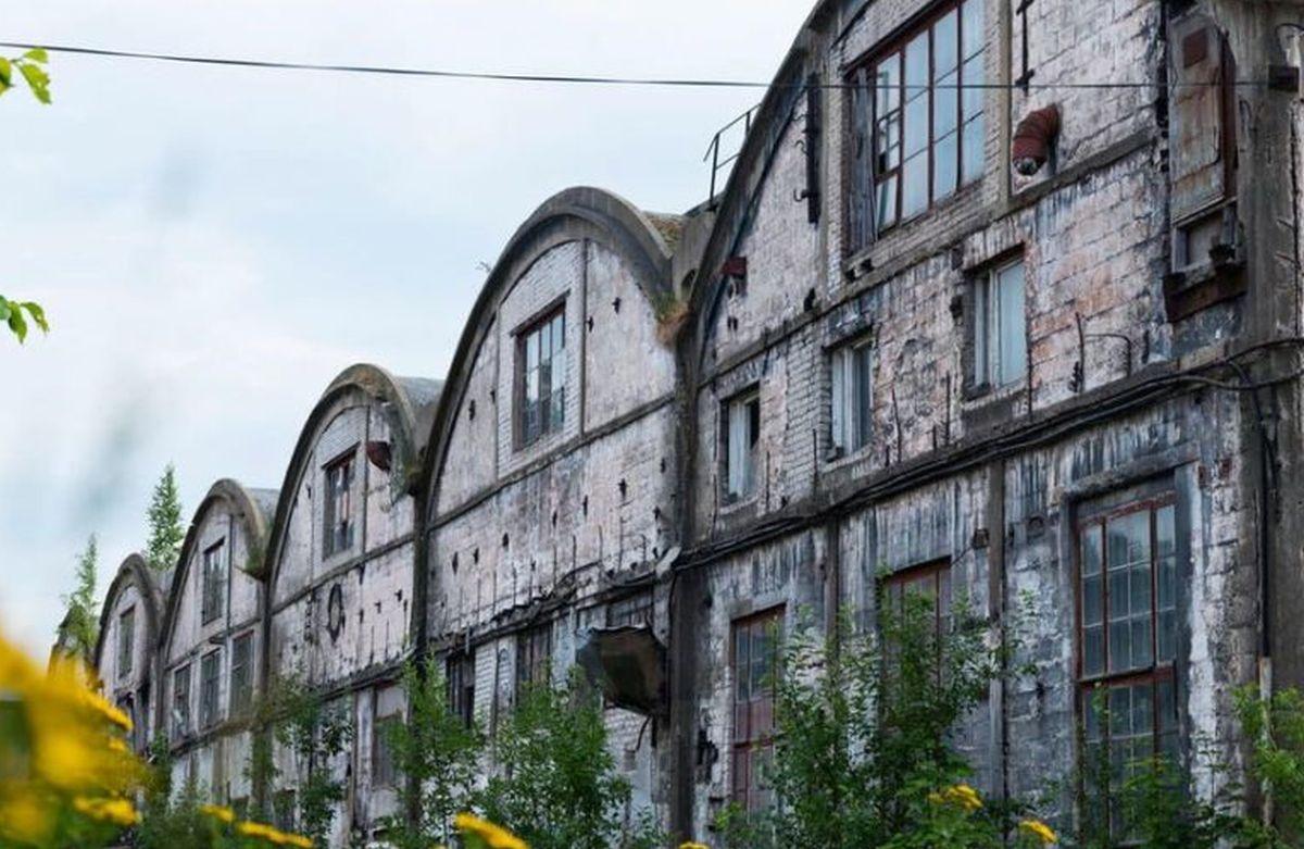 Põhjala-tehasehoone
